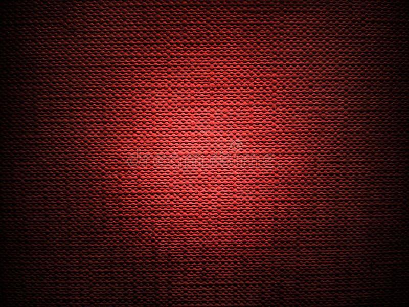 Textura vermelha e preta da obscuridade abstrata - de fundo do papel imagens de stock royalty free