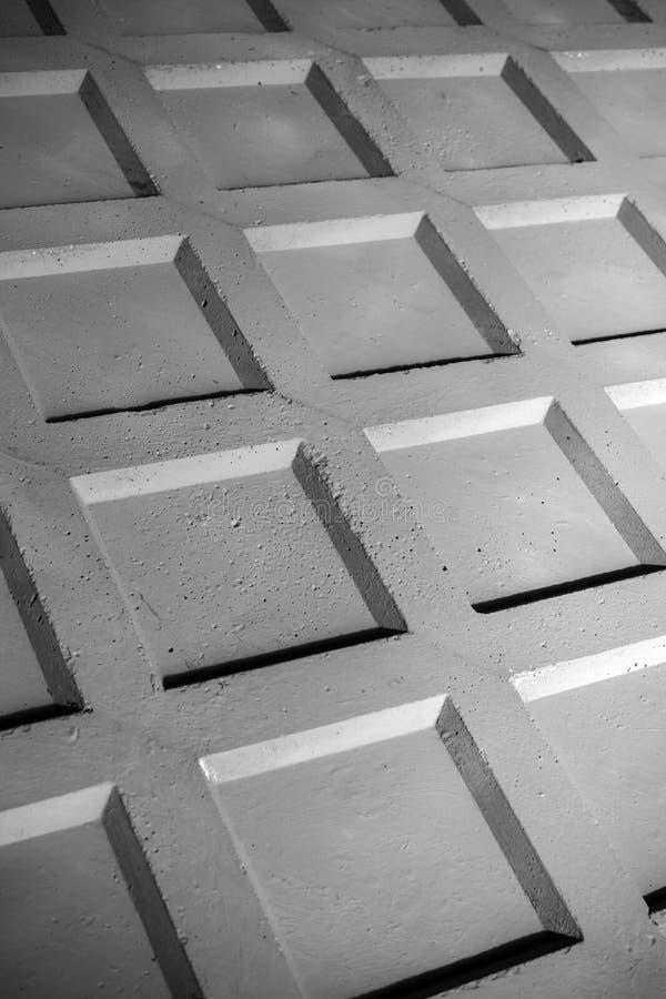 Textura vertical abstracta de la foto con hormigón gris fotografía de archivo libre de regalías