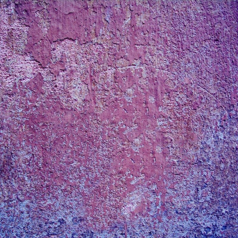 Textura violeta do estuque fotos de stock