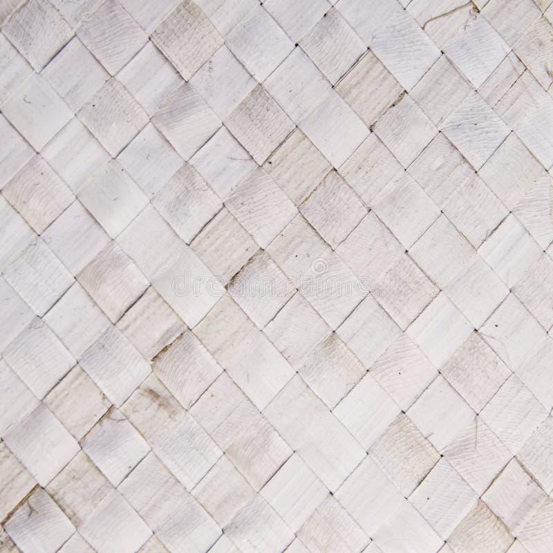 Textura wattled bege fotografia de stock