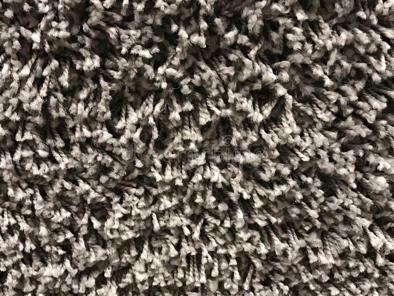 Textura y fondo grises de la alfombra fotos de archivo libres de regalías