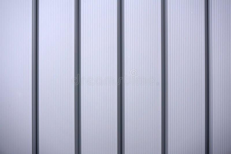 Textura y modelo de rayado, aluminio del estilo del metal plateado de la imagen fotografía de archivo libre de regalías
