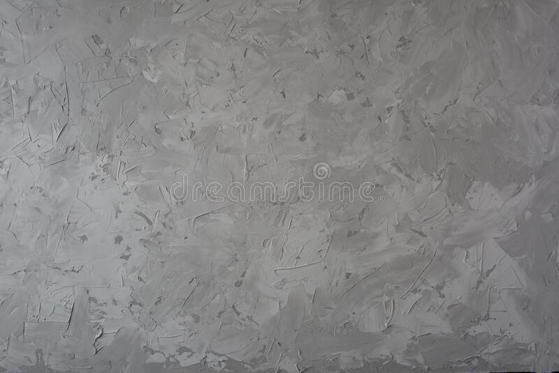 Textural gray background made under concrete royalty free stock photography