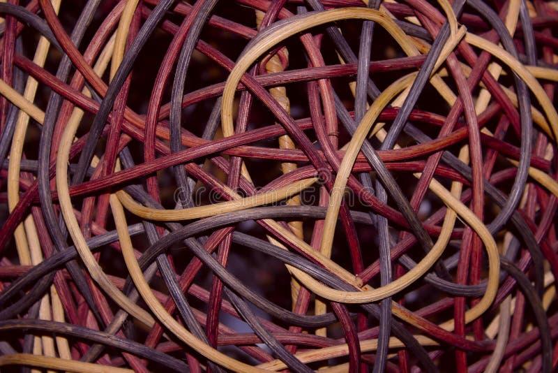Texturas abstractas Fondo de madera Líneas torcidas de madera fondo fotos de archivo