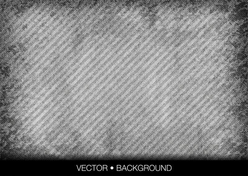 Texturas cinzentas ilustração do vetor