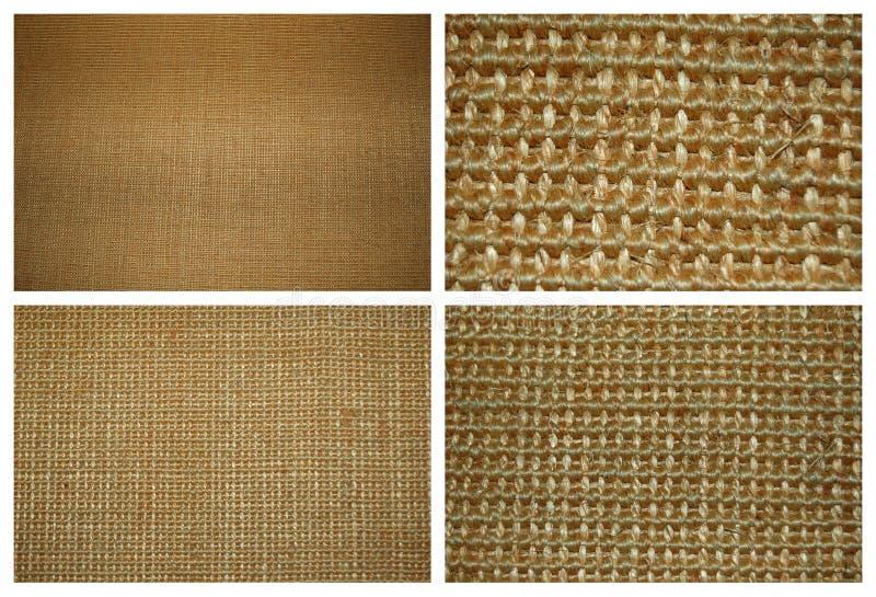 Texturas de la alfombra fotografía de archivo