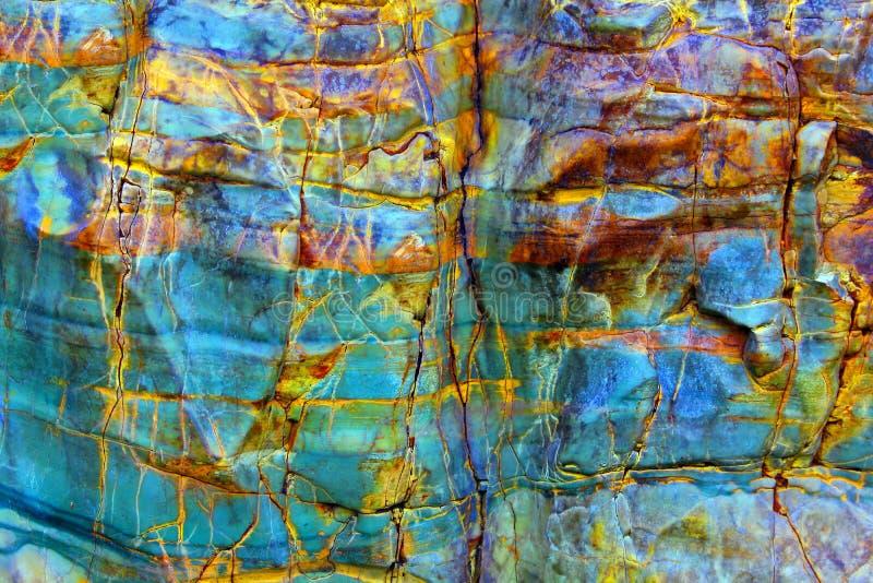 Texturas de mármol abstractas de la piedra fotos de archivo libres de regalías