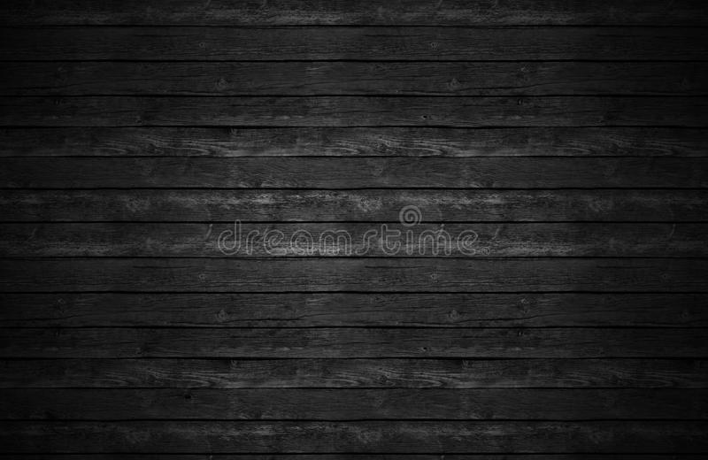 Texturas de madeira escuras e envelhecidas