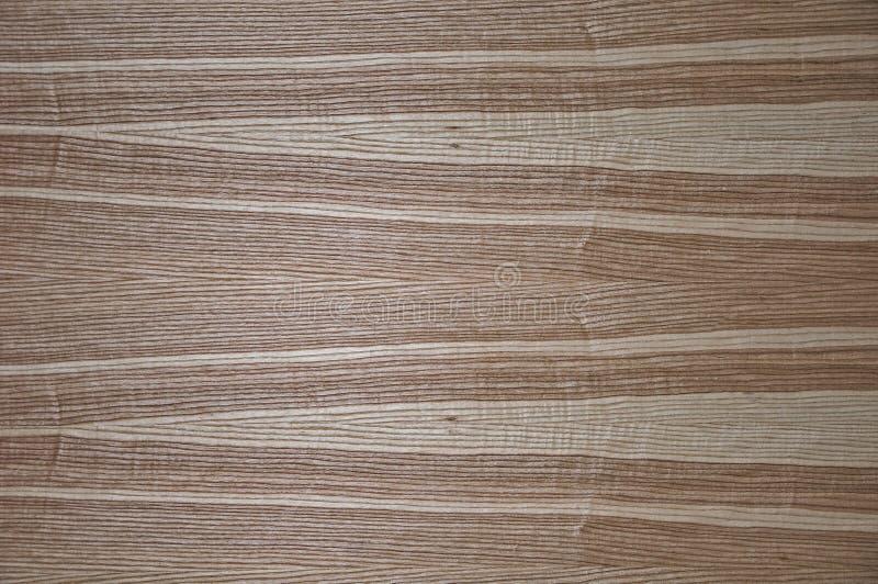 Texturas de madera El fondo es marr?n con las rayas ros?ceas fotografía de archivo