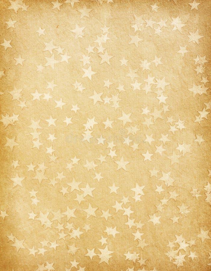 Texturas de papel. ilustração royalty free