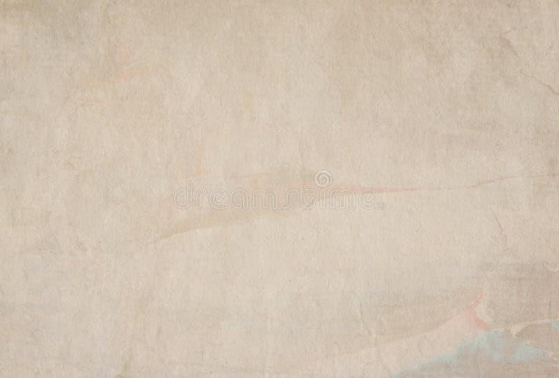 Texturas de papel antigas com espa?o para o texto ou a imagem imagem de stock