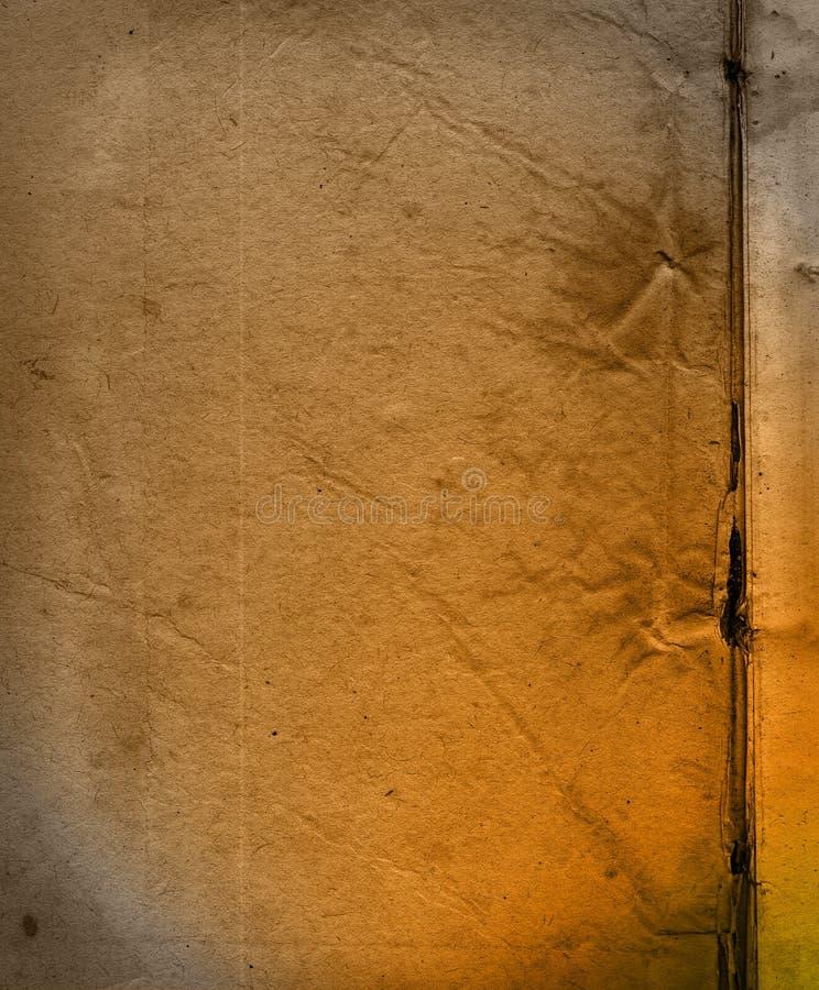 Texturas de papel velhas imagem de stock royalty free