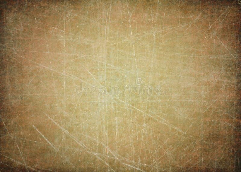Texturas de papel velhas - fundo perfeito com espaço fotografia de stock royalty free
