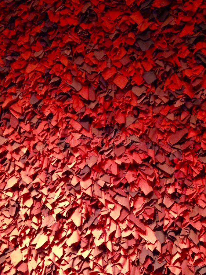 Texturas del rojo imagen de archivo libre de regalías