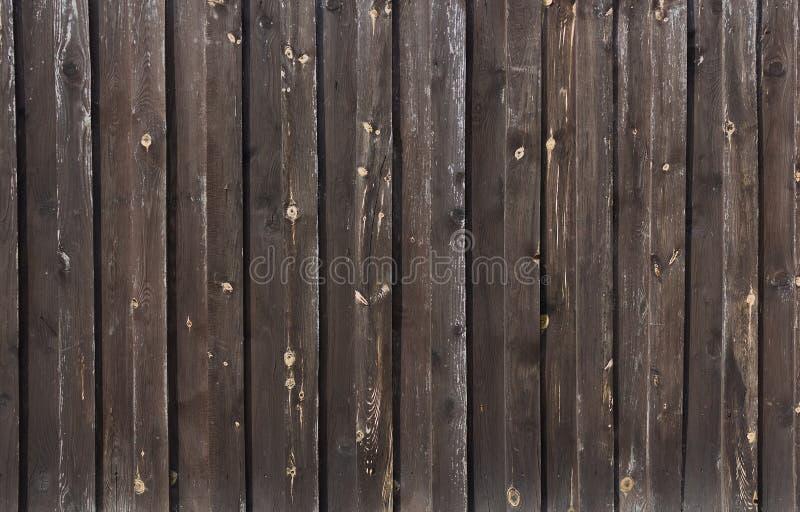 Texturas do close up de madeira envernizado da parede da prancha para o fundo foto de stock