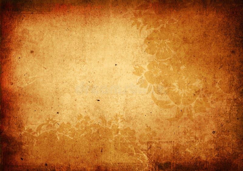 Texturas do estilo de Ásia ilustração stock