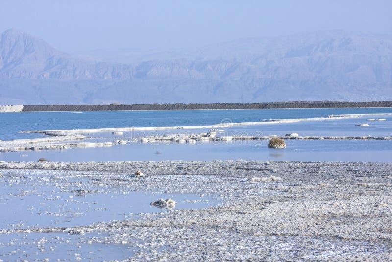 Texturas do mar inoperante foto de stock