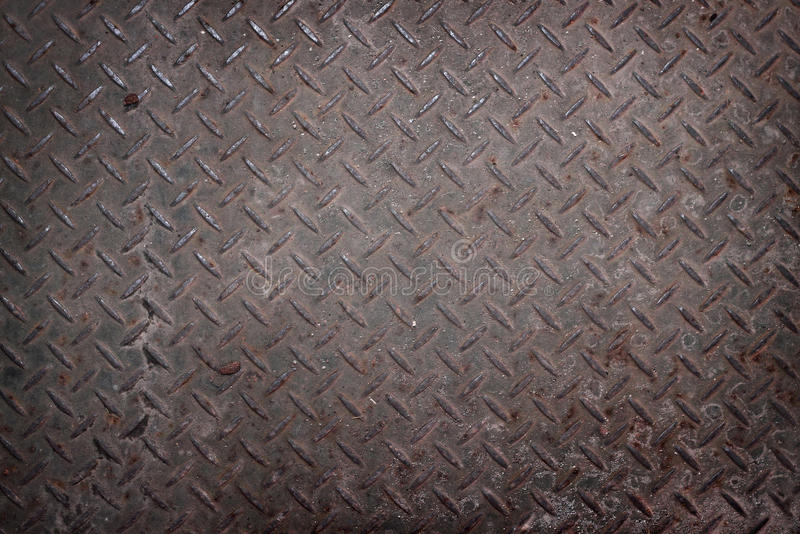 Texturas industriais do metal oxidado imagem de stock