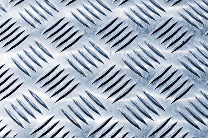 Texturas metálicas fotografía de archivo libre de regalías