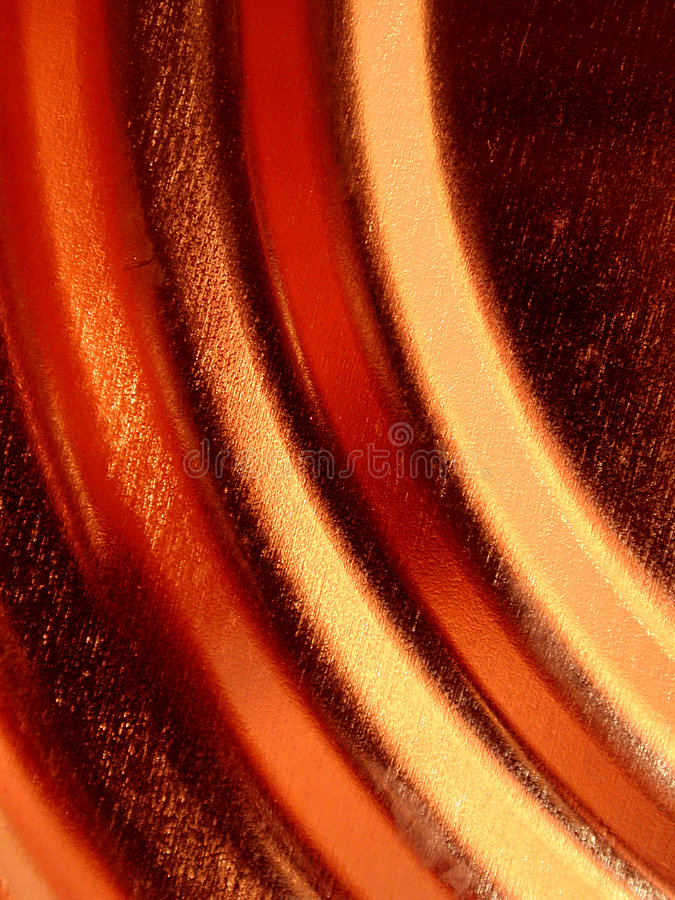 Texturas Metálicas Vermelhas Frescas Foto de Stock Royalty Free