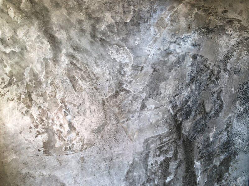 Texturas na parede do cimento Estilo moderno fotografia de stock royalty free