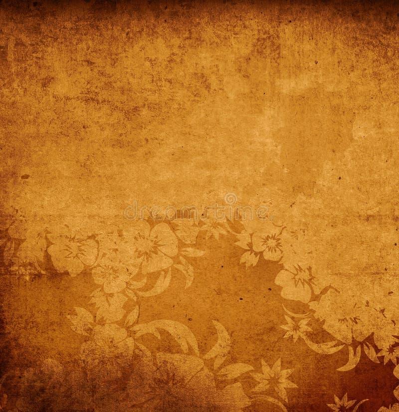 Texturas y fondos del estilo de China ilustración del vector