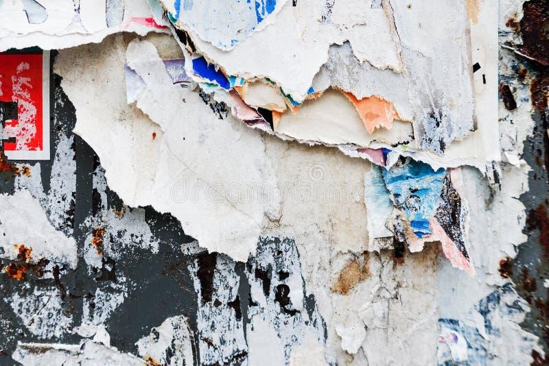 texturas y fondos del grunge de los carteles foto de archivo libre de regalías