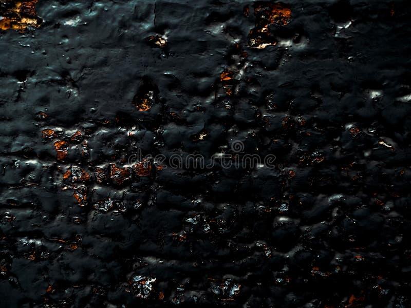 Texturas y fondos grandes del grunge fotografía de archivo libre de regalías