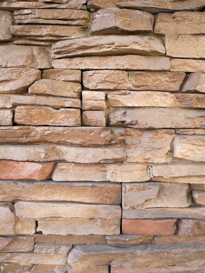 Texturbakgrund av stentegelplattan arkivfoto