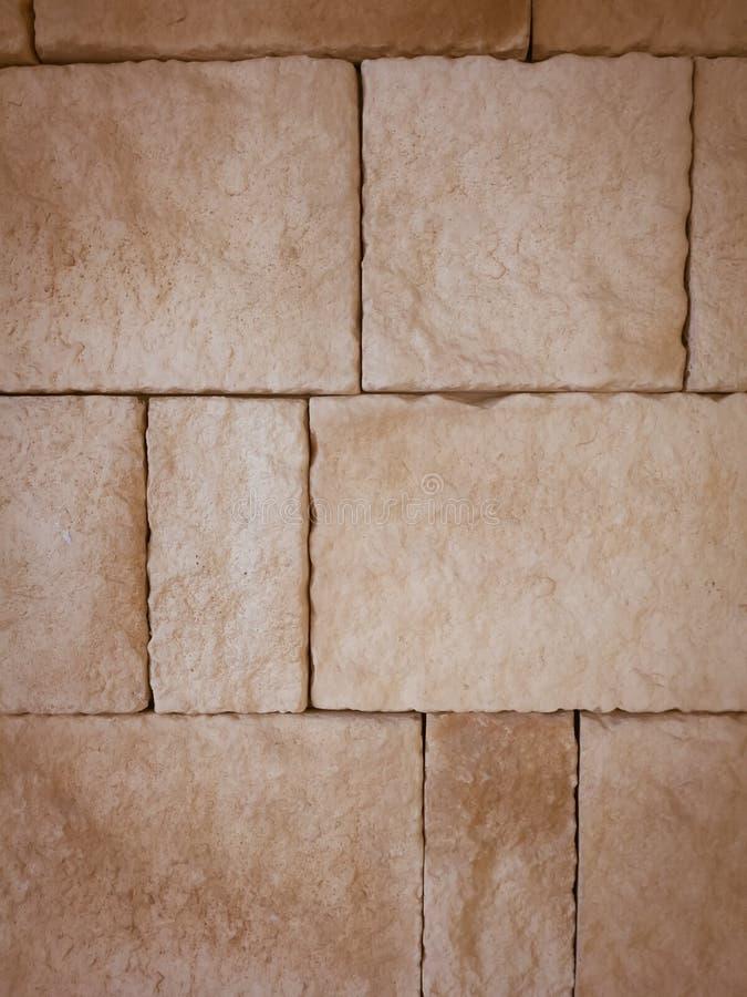 Texturbakgrund av stentegelplattan royaltyfria foton