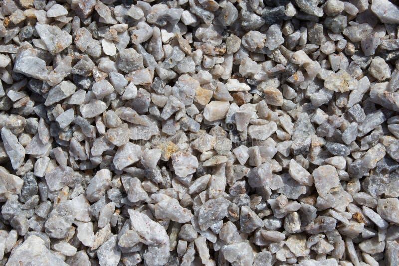 Texture écrasée de quartz photo stock