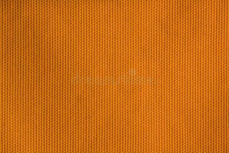 Texture Orange Fabric Stock Images