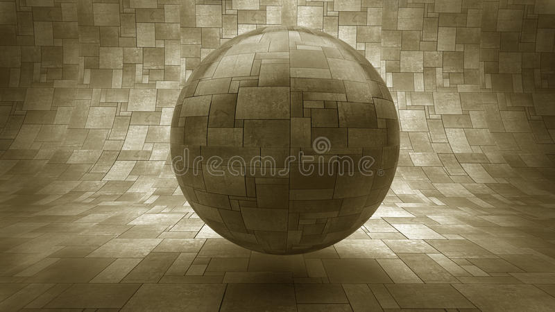 Download Texture 3d background stock illustration. Image of textured - 24130045