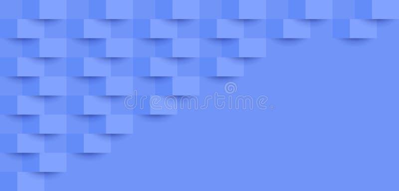 Texture abstraite bleue Le fond de vecteur peut être employé en conception de couverture, conception de livre, affiche, couvertur illustration stock