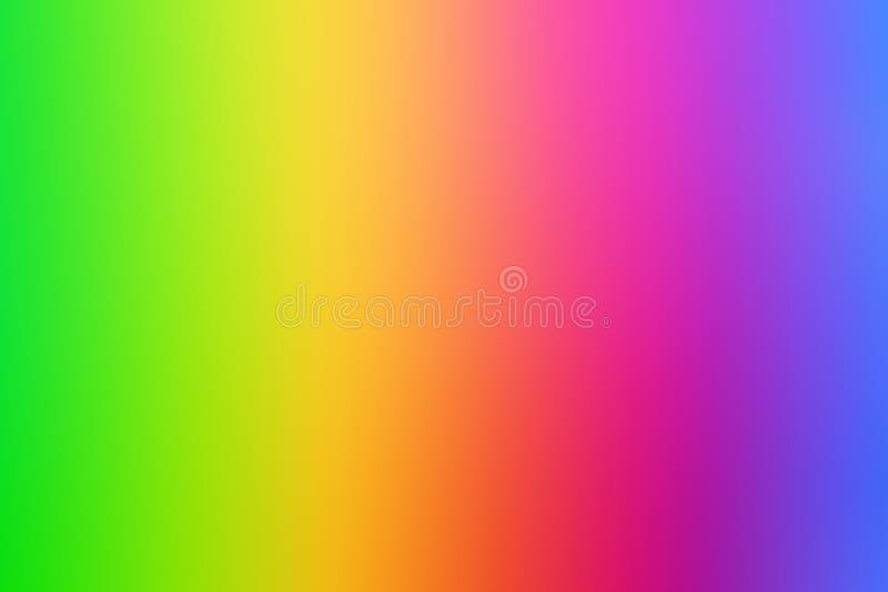 Texture abstraite de fond de couleur colorée d'arc-en-ciel image stock