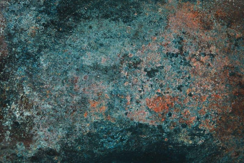 Texture abstraite 2 en métal photo stock