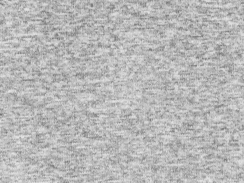 Texture active de tissu d'usage de polyester gris de Heather photo libre de droits