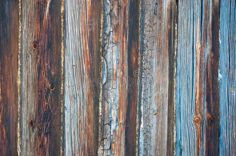 Texture aging wall from wood royalty free stock image