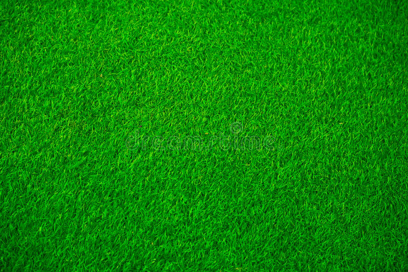 Texture artificielle d'herbe verte images stock