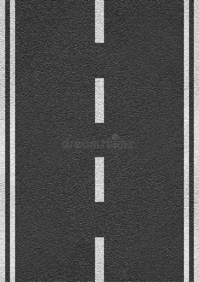Texture of asphalt royalty free stock photography