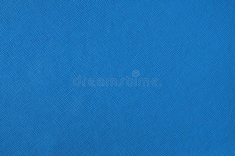 Texture avec un modèle d'une pluralité de lignes Fond bleu coloré photos stock