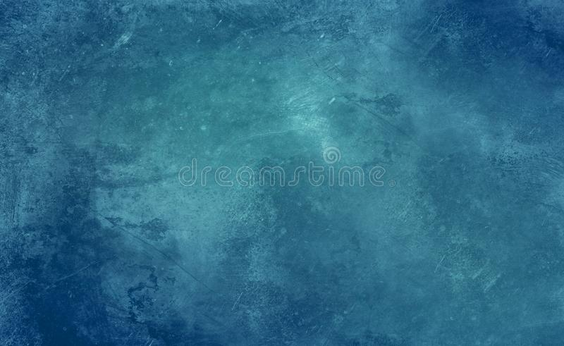 Texture, background of blue ice with scratches and patterns. Blue cold ice background with scratches and patterns, frozen water texture stock images