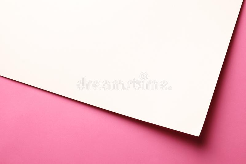 Texture background of fashionable pastel color stock photos