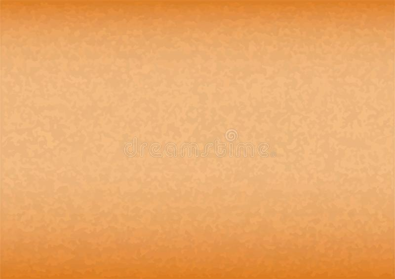 Texture or background formed dark and light orange looks patched royalty free stock images