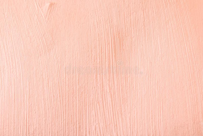 Liquid concealer. Texture background Light beige liquid concealer close up stock photography
