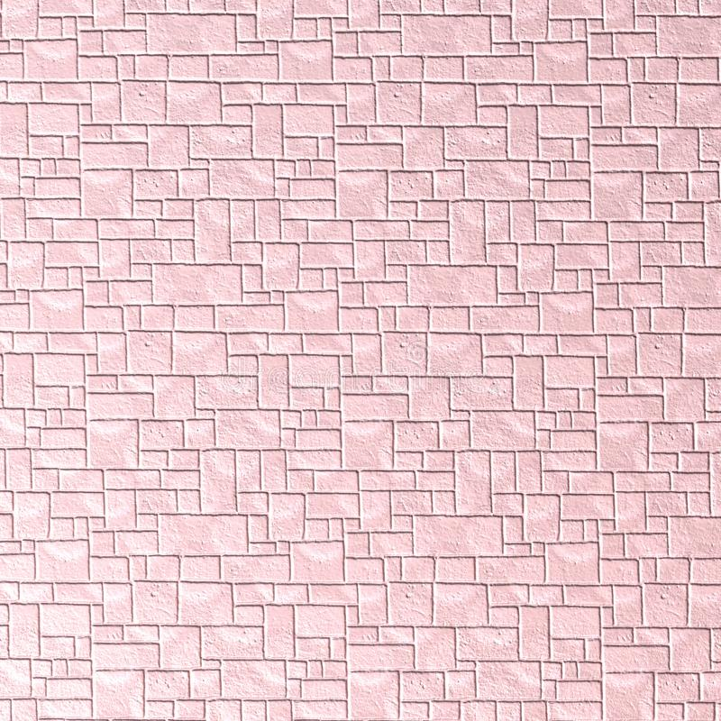 Texture / background pink wall vector illustration