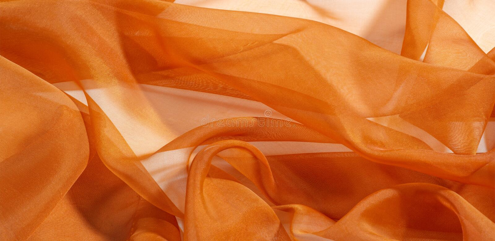 Texture background pattern Brown Silk This exquisite Dupioni silk fabric has a magnificent subtle sheen, full drape and minimal. Maces. It is also perfect for stock photography