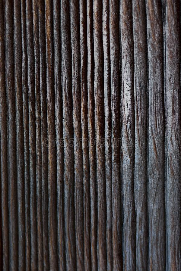 Aged Wood Stripes Stock Image Texture Exterior