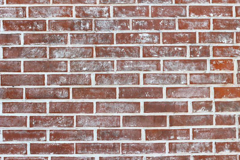 texture background red brick wall stock image