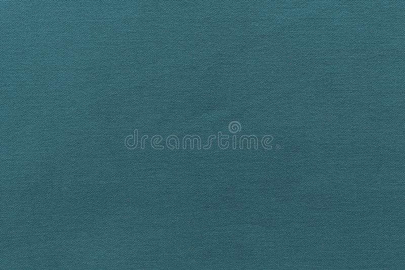 Download Texture And Background Of Rough Fabric Dark Turquoise Color Stock Photo